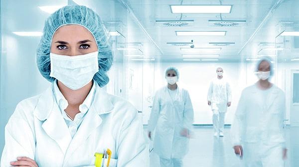 Calzado Profesional para la industria sanitaria
