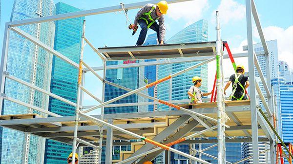 Productos para la seguridad en trabajos de altura